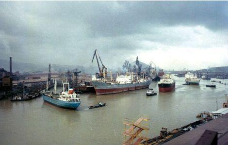 Bilboko itsasadarra 1979